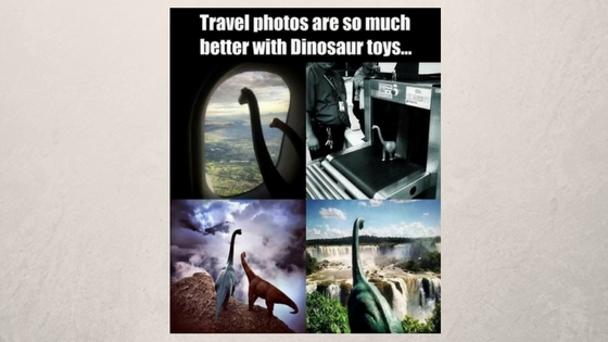 Travel Dinosaurs